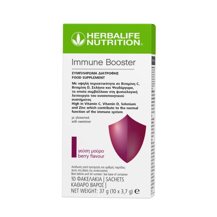Immune Booster 10 Φακελάκια 3.7g